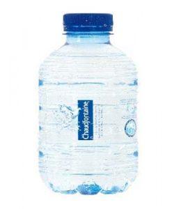 flesje chaufontaine blauw