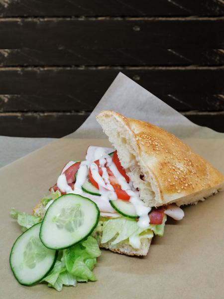 Club sandwich XL